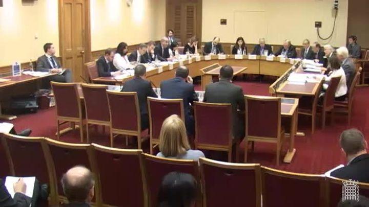 Draft Investigatory Powers Bill Select Committee