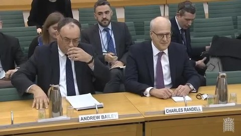 Witnesses: Andrew Bailey, Chief Executive, Financial Conduct Authority, and Charles Randell, Chairman, Financial Conduct Authority