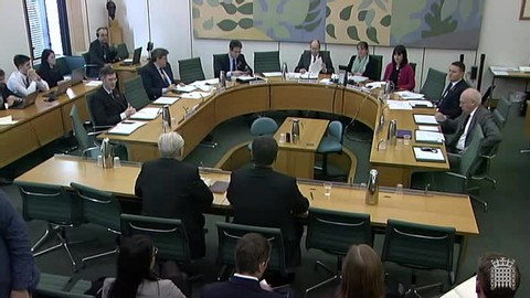 Witnesses: John Griffith-Jones, Chairman, and Andrew Bailey, Chief Executive, Financial Conduct Authority